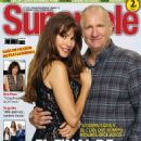 Sofía Vergara, Ed O'Neill - Supertele Magazine Cover [Spain] (12 October 2019)