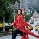 Hilary Rhoda – Elle Italy Magazine (December 2019) - 454 x 588
