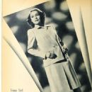 Dolores del Rio - Photoplay Magazine Pictorial [United States] (August 1942)