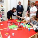 Princess Marie visited the Family Centre (12 January 2015) - 454 x 303