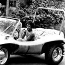 Jimi Hendrix and Joy Bang - 390 x 453