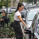 Kourtney Kardashian – Seen Out in West Hollywood - 454 x 662