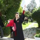 Ivi Adamou- university graduation ceremony - 454 x 644