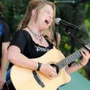 Crystal Bowersox: Blushing Bride