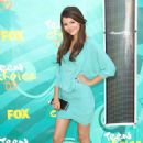 Victoria Justice - Teen Choice Awards Held At Gibson Amphitheatre On August 9, 2009 In Universal City, California