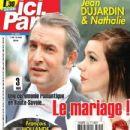 Jean Dujardin & Nathalie Péchalat