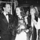 Oleg Cassini and Gene Tierney - 454 x 404
