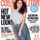 Kathryn Bernardo - Cosmopolitan Magazine Cover [Philippines] (January 2017)