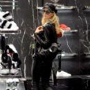 Paris Hilton – Shopping at Philipp Plein boutique in Milan