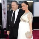 Harvey Weinstein & Georgina Chapman - 454 x 441