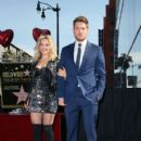 Michael Buble Honored With Star On The Hollywood Walk Of Fame - 421 x 600