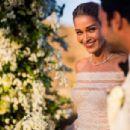 Ana Beatriz Barros and Karim El Chiaty- wedding ceremony in Mykonos, Greece - 454 x 304