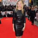 Cameron Diaz attends the UK gala premiere of 'The Other Woman' at The Curzon Mayfair