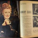 Irene Dunne - Movieland Magazine Pictorial [United States] (October 1947) - 454 x 333