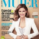 Natalie Morales - Siempre Mujer Magazine Cover [Mexico] (April 2013)