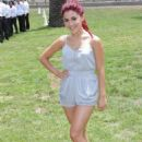 Ariana Grande - 21 A Time For Heroes Celebrity Picnic In LA June 13, 2010