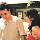 Wagner Moura and Maria Ribeiro