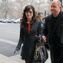 Demi Lovato Arriving At Her Hotel In Midtown New York City, 2009-01-30