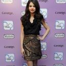 Selena Gomez - 'Wizards Of Waverly Place' Fashion Show At One Marlylebone Road On April 7, 2010 In London, England