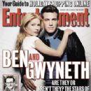 Ben Affleck - Entertainment Weekly Magazine [United States] (10 November 2000)