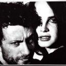 Francesco Carrozzini and Lana Del Rey - 454 x 449