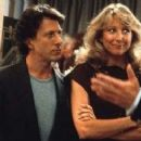 Teri Garr and Dustin Hoffman