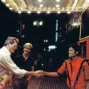 Rock Hudson and Marc Christian meeting Michael Jackson, '83