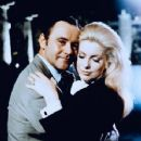 Catherine Deneuve and Jack Lemmon in The April Fools, 1969