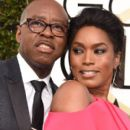 Courtney B. Vance and Angela Bassett At The 74th Golden Globe Awards (2017) - 395 x 600