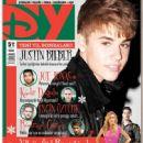 Justin Bieber, Sinem Kobal, Cagatay Ulusoy, Joe Jonas, Kadir Dogulu, Engin Ozturk - Dyou Magazine Cover [Turkey] (1 December 2011)