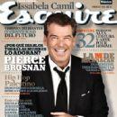 Pierce Brosnan - Esquire Magazine Cover [Mexico] (February 2010)