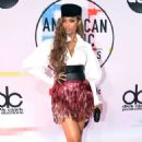 Tyra Banks – 2018 American Music Awards in Los Angeles - 454 x 710
