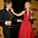 Keith Urban and Nicole Kidman : 69th Annual Primetime Emmy Awards - Press Room - 386 x 600