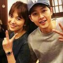 Song Joong-ki and Song Hye-kyo