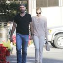 Kate Upton – Shopping at the CVS with Justin Varlander in Beverly Hills - 454 x 530