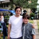 Jack with Mark Ruffalo
