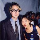 Sean Lennon and Yuka Honda