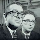 Jerry Bock and Sheldon Harnick Broadway Composers - 361 x 294