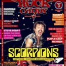 Rock Candy Magazine Cover [United Kingdom] (August 2017)