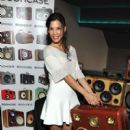 Actress Danay Garcia attends the GBK Pre Grammy Lounge at Tom's Urban at L.A. Live on February 14, 2016 in Los Angeles, California