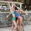 Nina Dobrev in Bikini – Social Pics