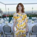 Christina Hendricks – InStyle's Badass Women Dinner With Foster Grant in West Hollywood - 454 x 681