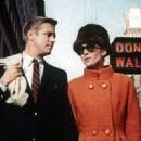 Breakfast at Tiffany's starring George Peppard and Audrey Hepburn 1961