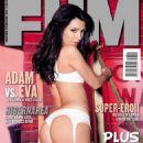 Celia FHM Romania January 2012 - 454 x 620