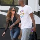 Lamar Odom's Queens Car Accident