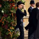 Cara Delevingne – Wedding of Princess Eugenie of York to Jack Brooksbank in Windsor