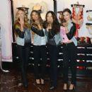 2012 Victoria's Secret Angel Holiday Celebration - 454 x 343