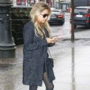 Sylvie Meis Style Out and About In Berlin