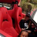 Blac Chyna Buys Herself a Brand New $272K Ferrari 488 Spider - July 24, 2017 - 454 x 561
