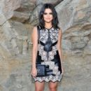 Selena Gomez Louis Vuitton Cruise 2016 Resort Collection In Palm Springs